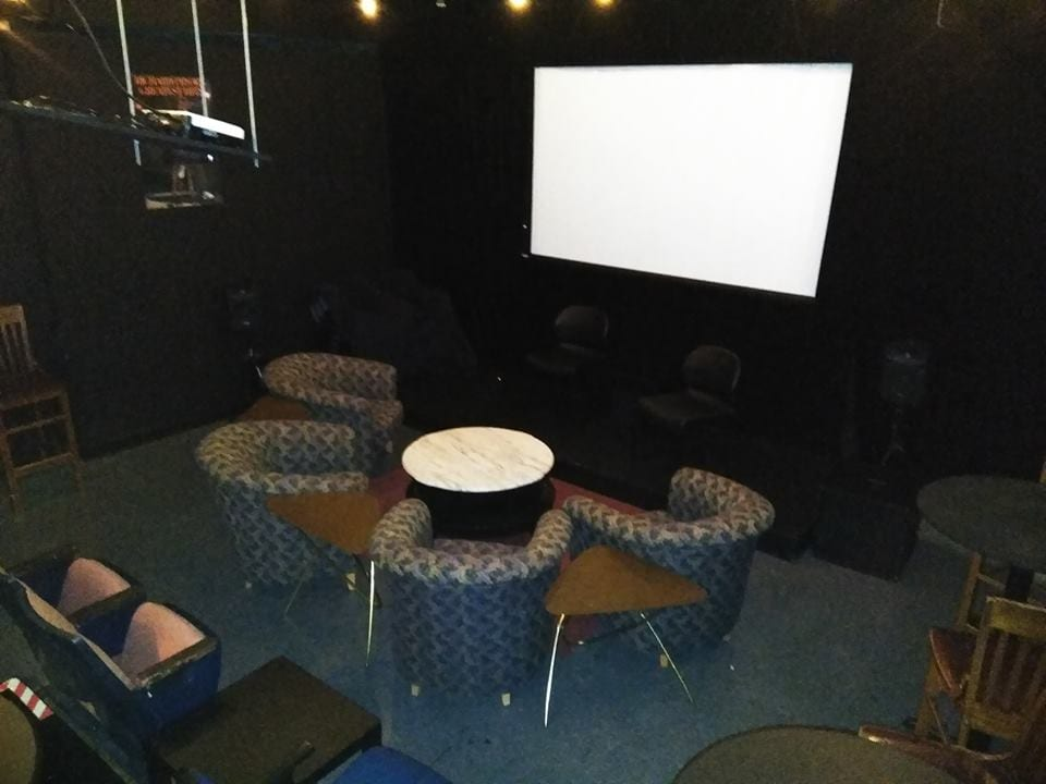 VisArt Screening Room