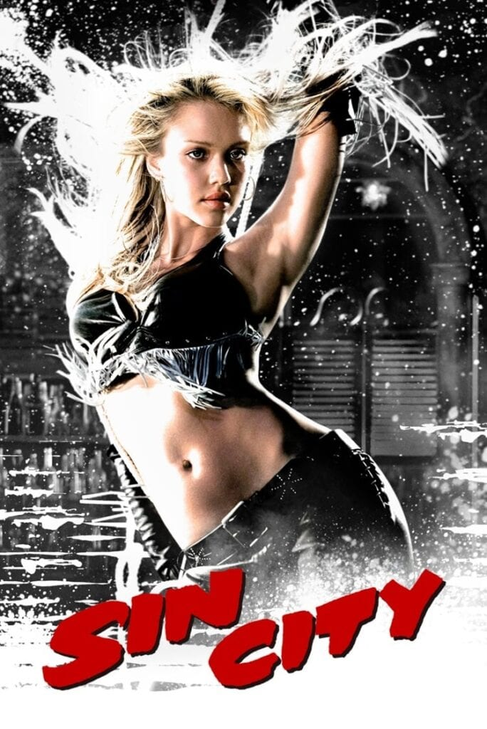 """Poster for the movie """"Sin City"""""""