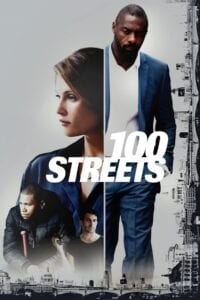"""Poster for the movie """"100 Streets"""""""