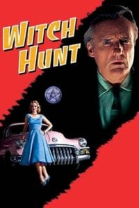 "Poster for the movie ""Witch Hunt"""