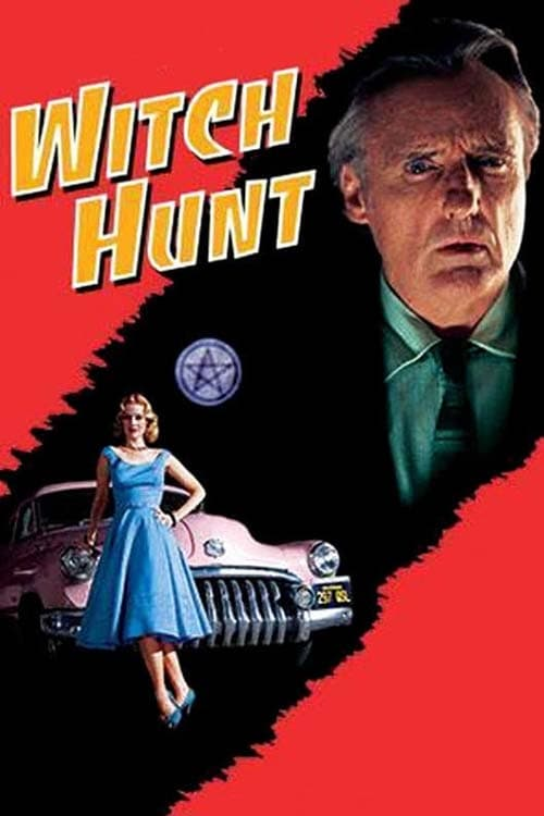 """Poster for the movie """"Witch Hunt"""""""