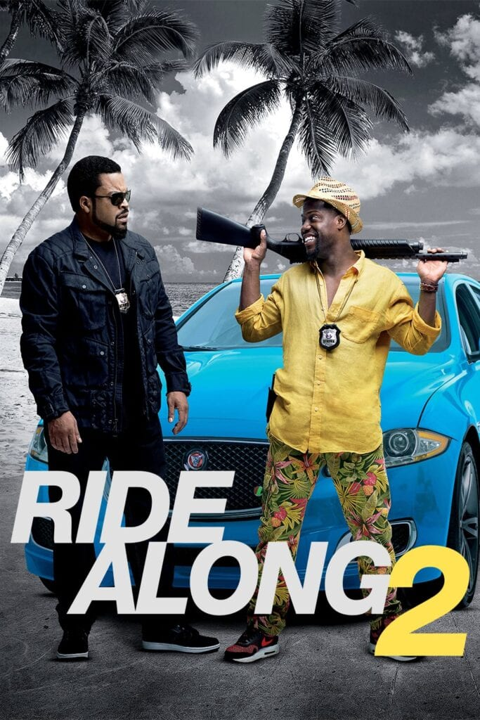 """Poster for the movie """"Ride Along 2"""""""