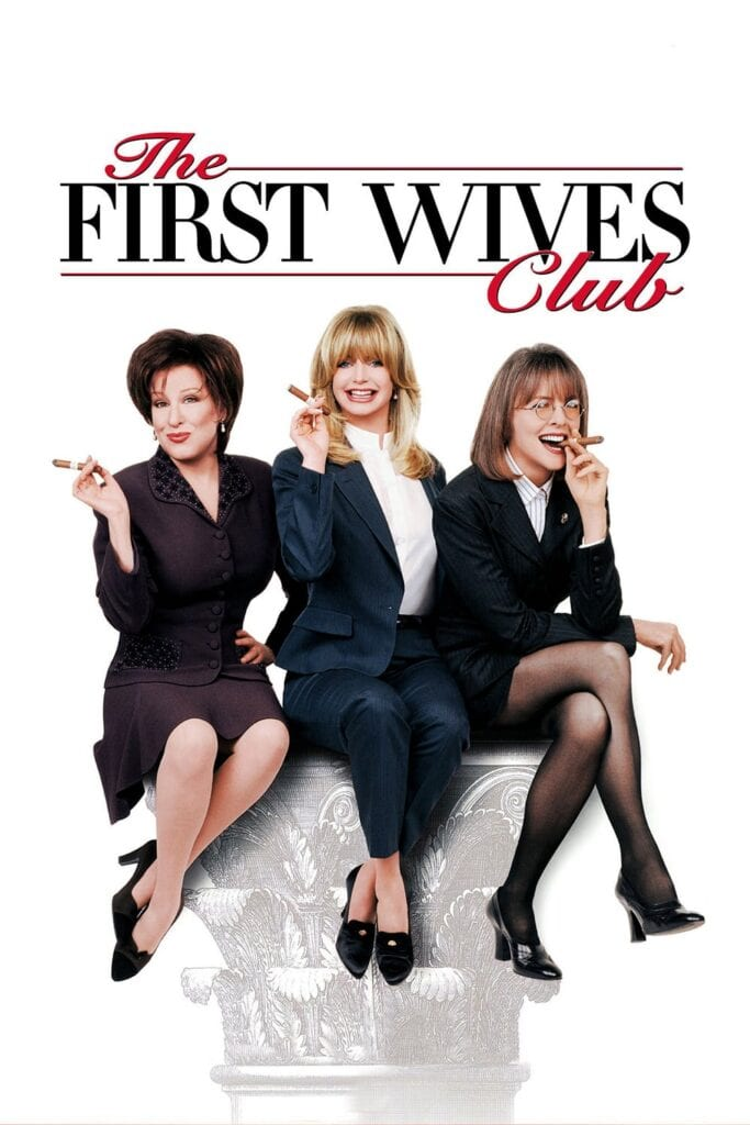 """Poster for the movie """"The First Wives Club"""""""