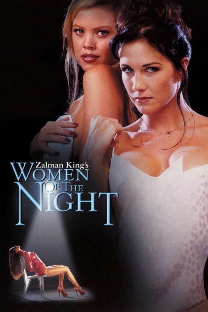"""Poster for the movie """"Women of the Night"""""""