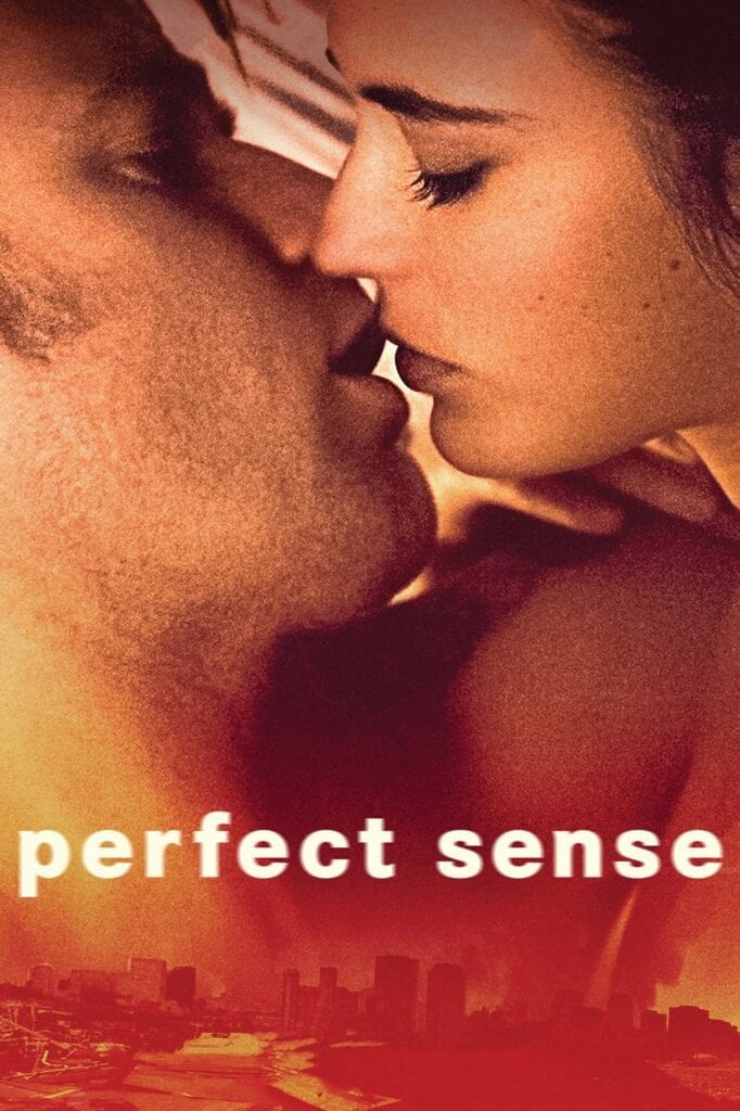"""Poster for the movie """"Perfect Sense"""""""