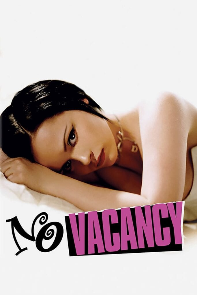 """Poster for the movie """"No Vacancy"""""""