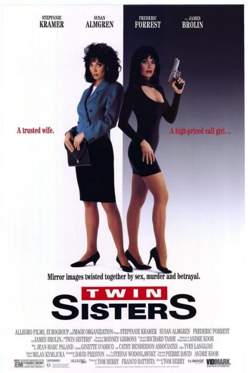 """Poster for the movie """"Twin Sisters"""""""