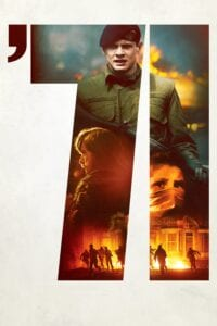 """Poster for the movie """"'71"""""""
