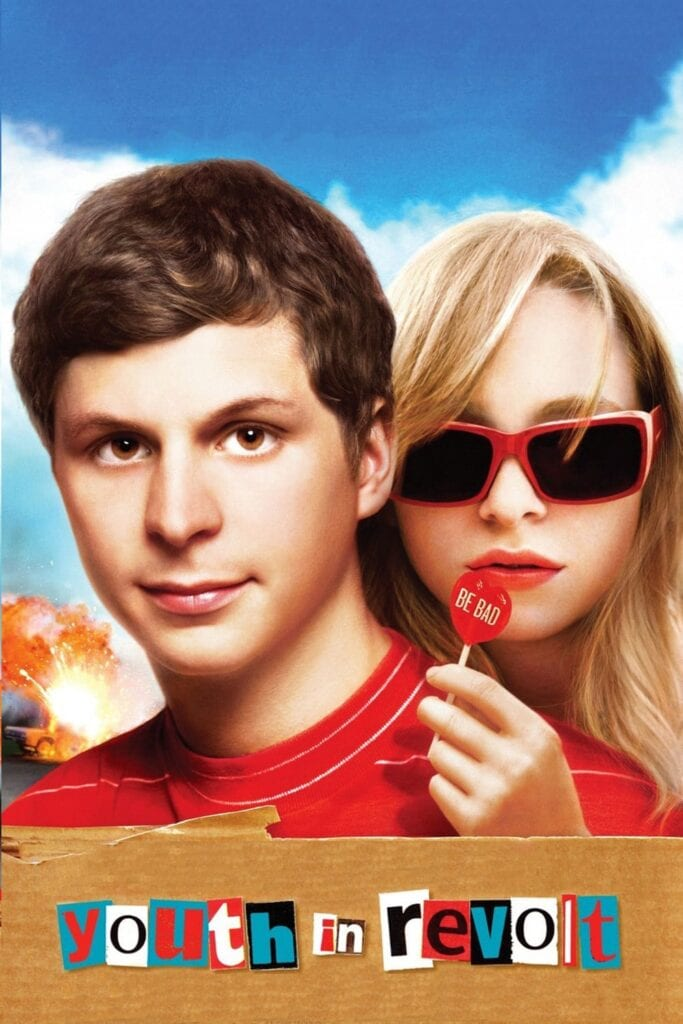 """Poster for the movie """"Youth in Revolt"""""""