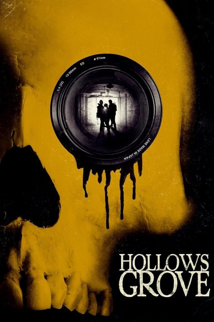 """Poster for the movie """"Hollows Grove"""""""