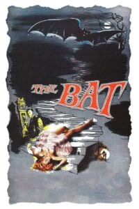 "Poster for the movie ""The Bat"""