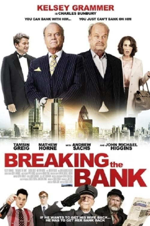"""Poster for the movie """"Breaking the Bank"""""""