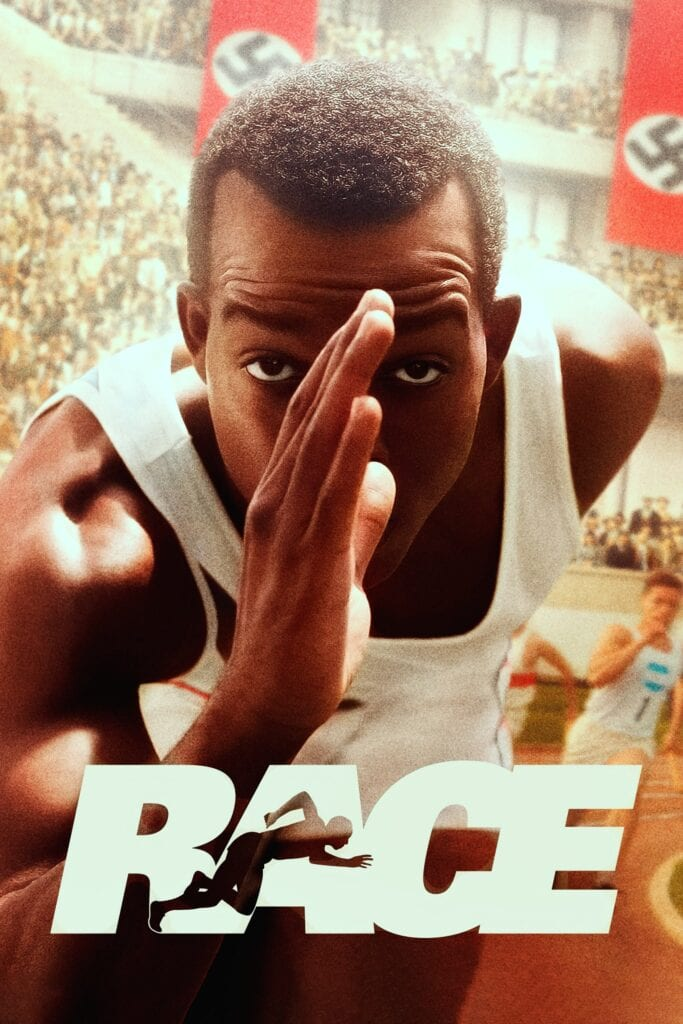 """Poster for the movie """"Race"""""""