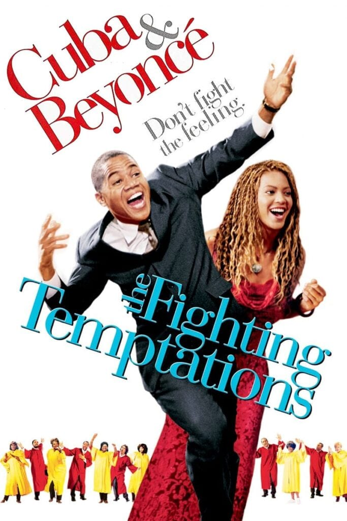 """Poster for the movie """"The Fighting Temptations"""""""