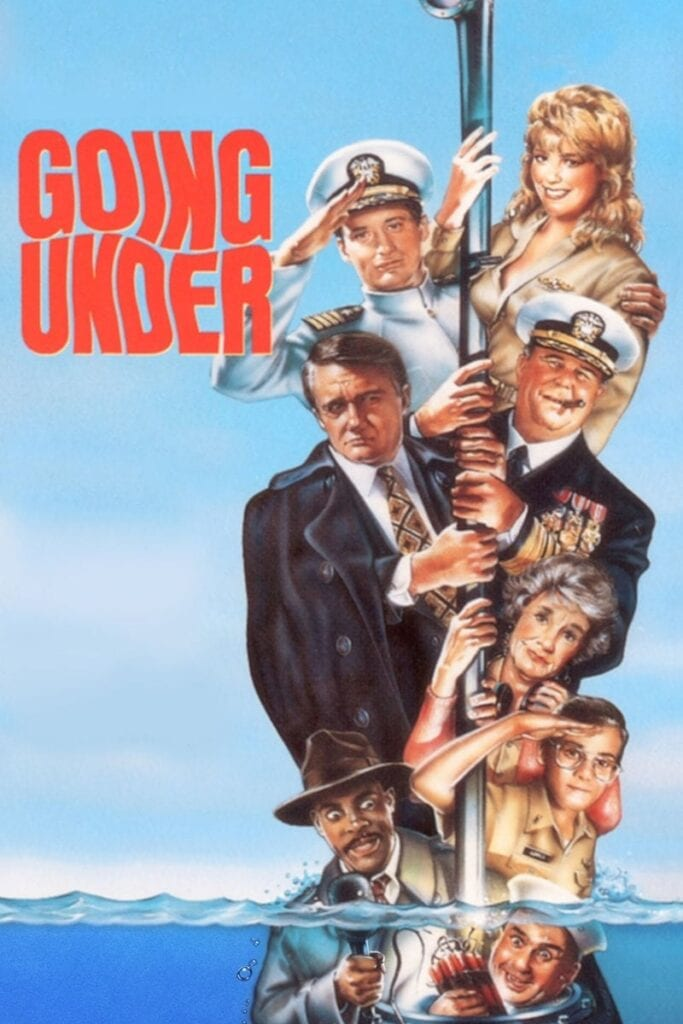 """Poster for the movie """"Going Under"""""""