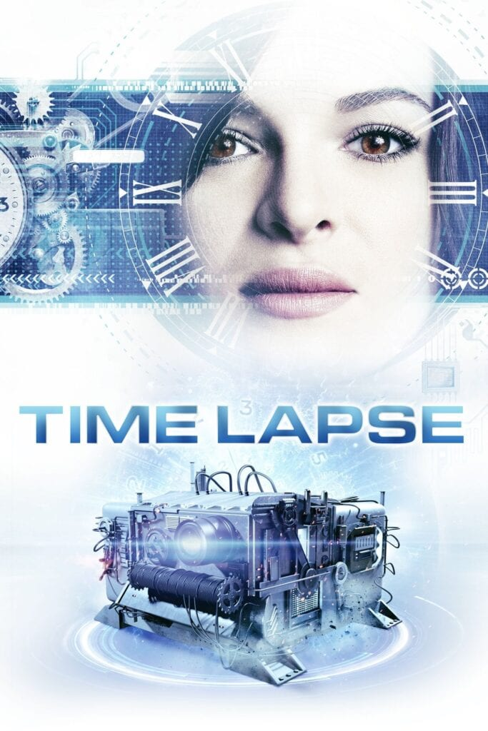 """Poster for the movie """"Time Lapse"""""""