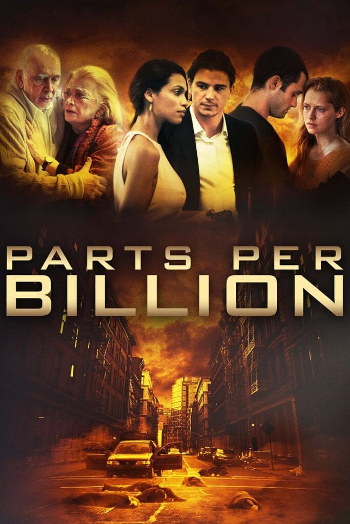 """Poster for the movie """"Parts Per Billion"""""""
