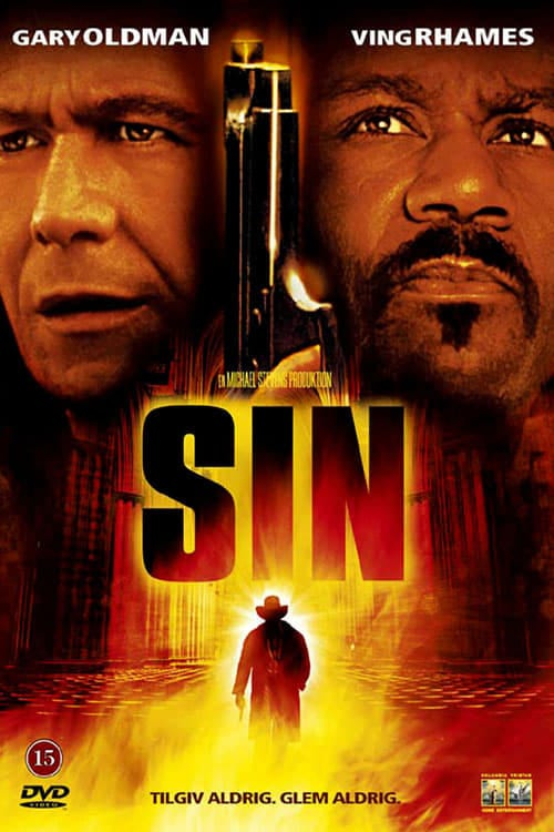 """Poster for the movie """"Sin"""""""