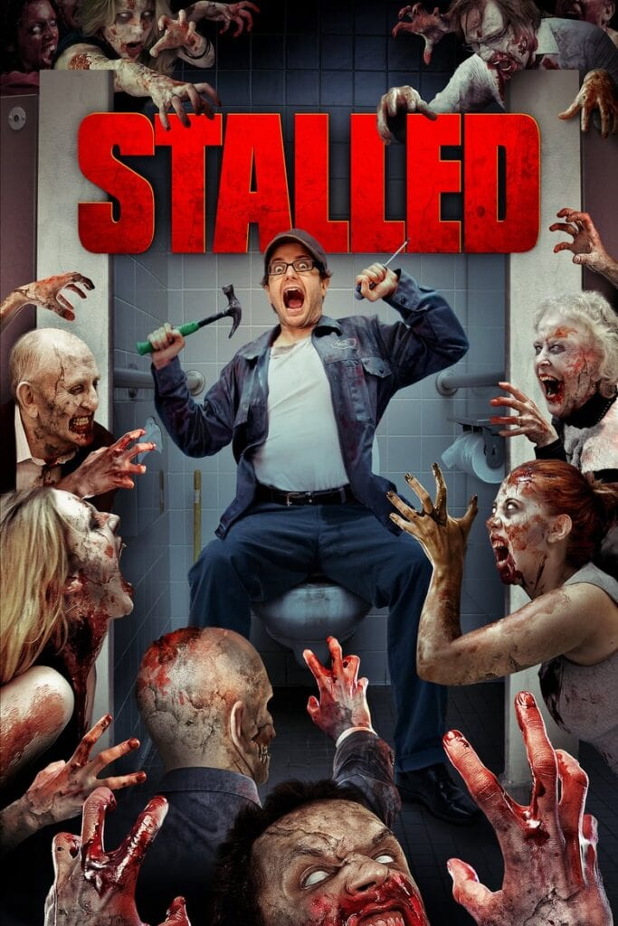 """Poster for the movie """"Stalled"""""""