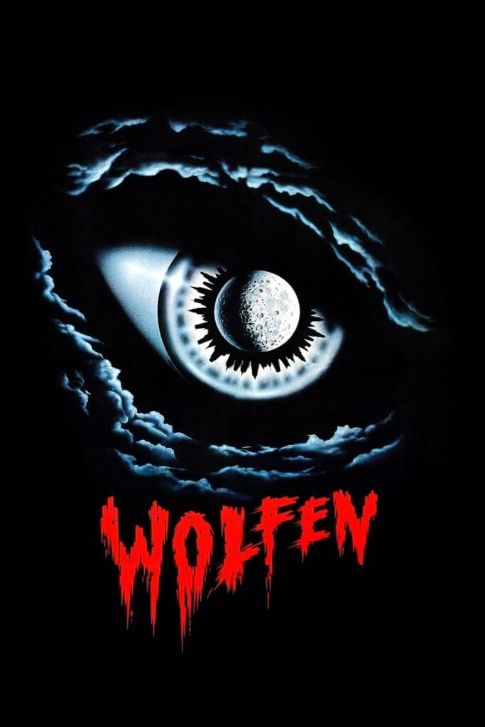 """Poster for the movie """"Wolfen"""""""