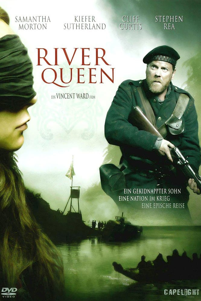 """Poster for the movie """"River Queen"""""""