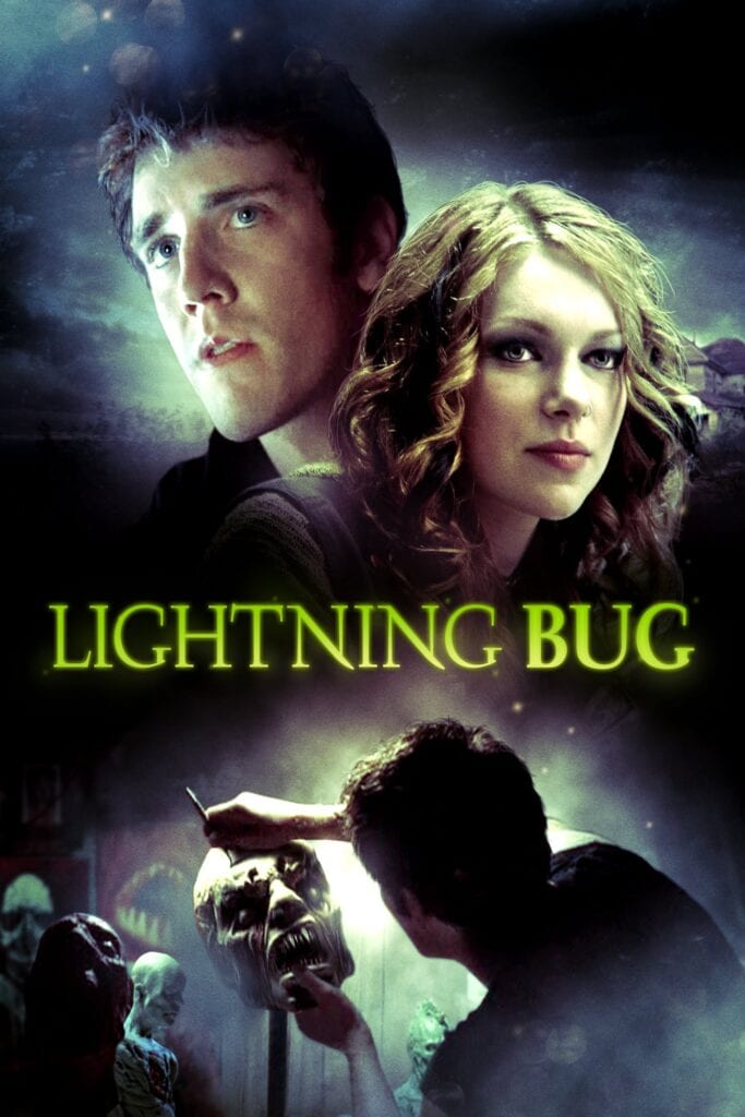 """Poster for the movie """"Lightning Bug"""""""
