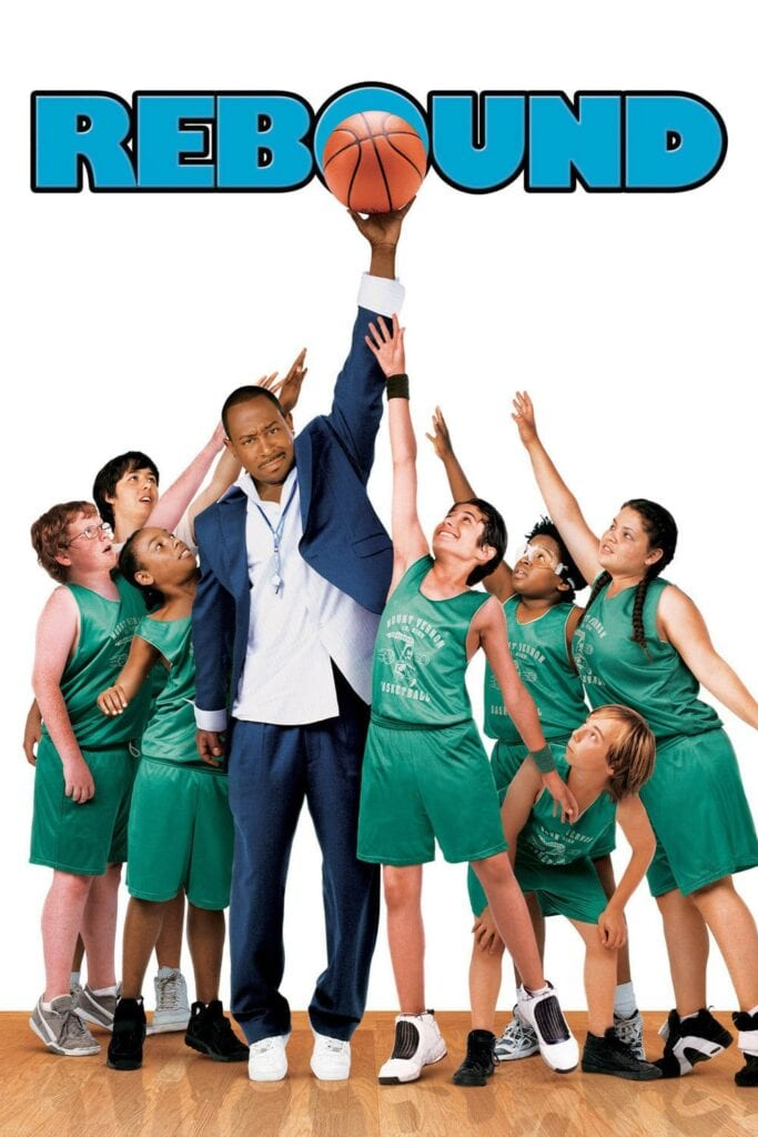 """Poster for the movie """"Rebound"""""""