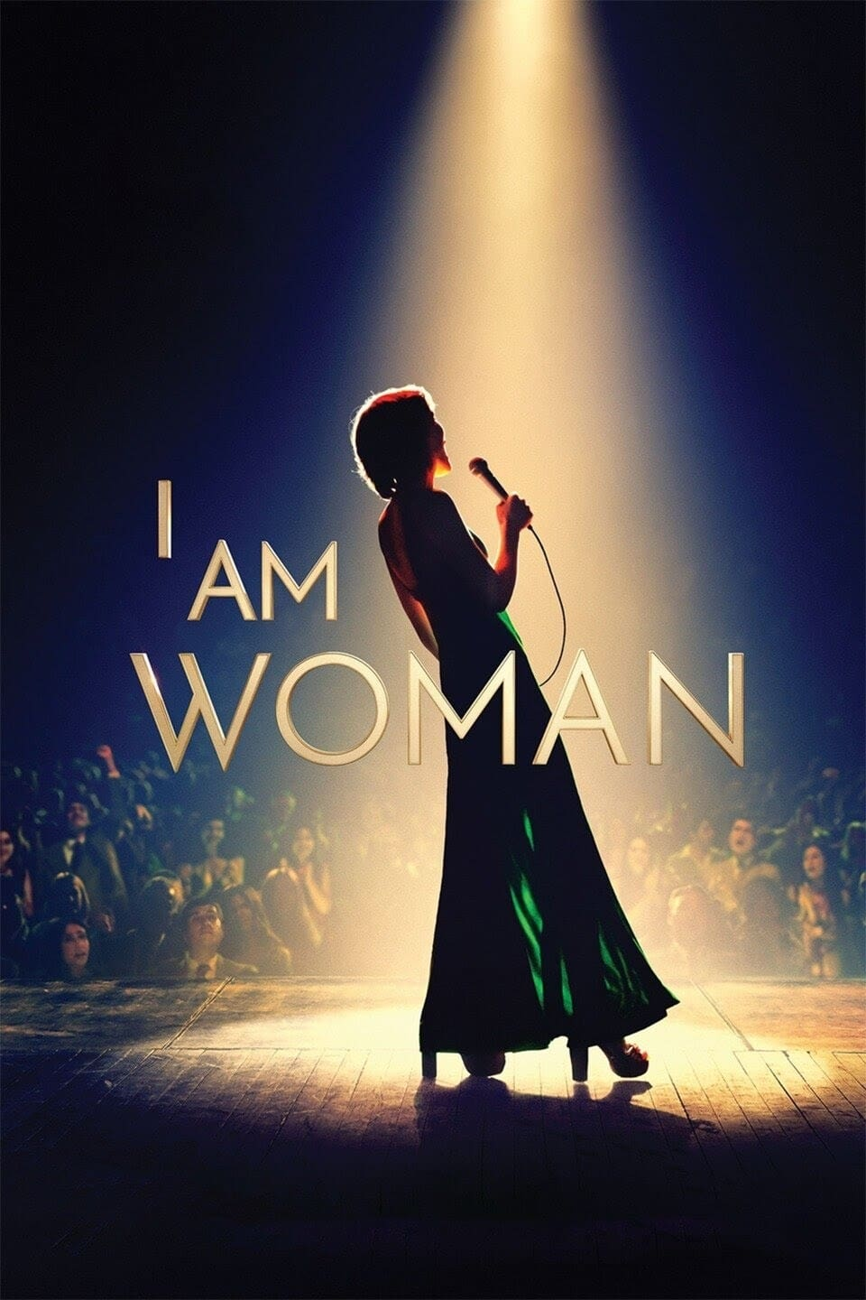 """Poster for the movie """"I Am Woman"""""""
