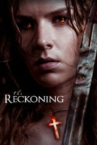 """Poster for the movie """"The Reckoning"""""""