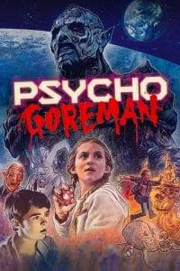 """Poster for the movie """"Psycho Goreman"""""""