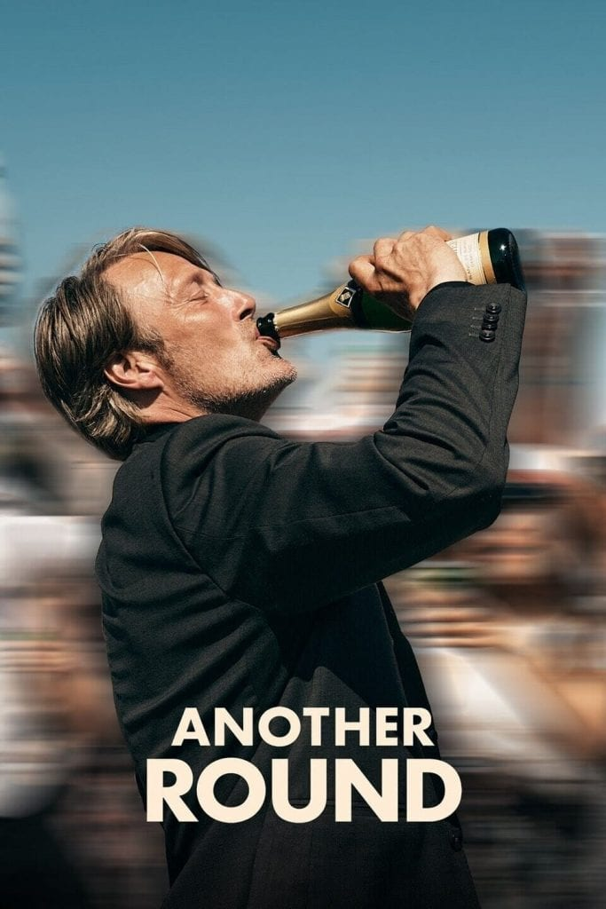 """Poster for the movie """"Another Round"""""""