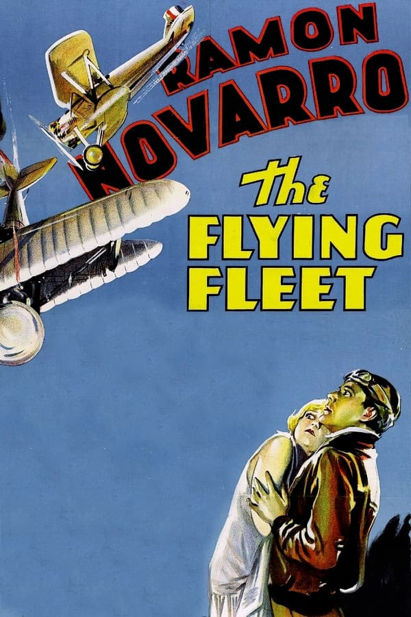 """Poster for the movie """"The Flying Fleet"""""""