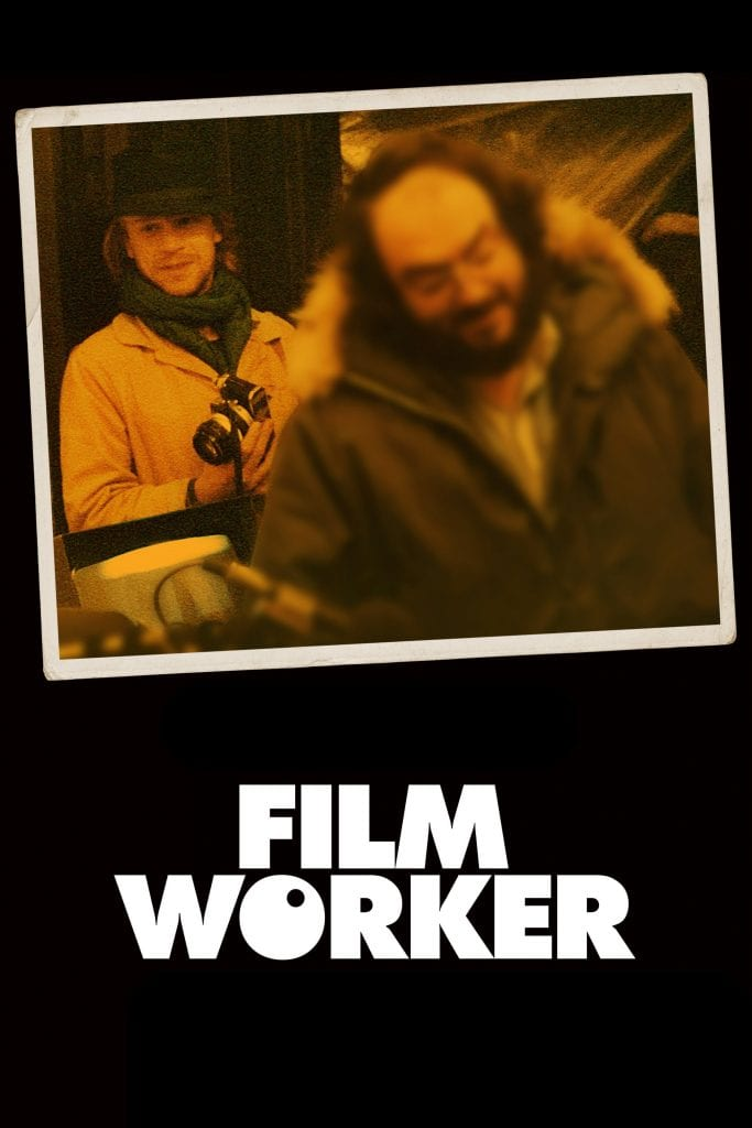 """Poster for the movie """"Filmworker"""""""