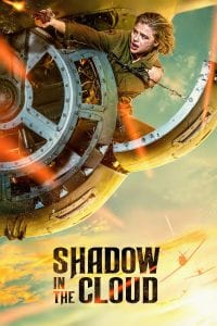 """Poster for the movie """"Shadow in the Cloud"""""""