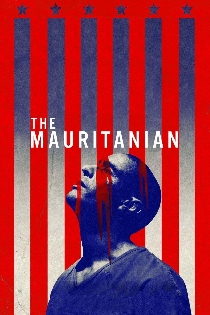 """Poster for the movie """"The Mauritanian"""""""