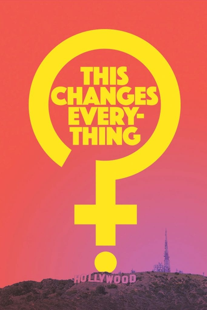 """Poster for the movie """"This Changes Everything"""""""