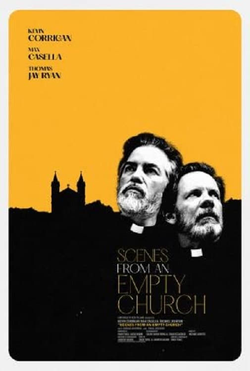 """Poster for the movie """"Scenes from an Empty Church"""""""