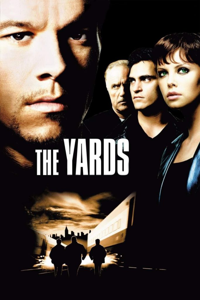 """Poster for the movie """"The Yards"""""""