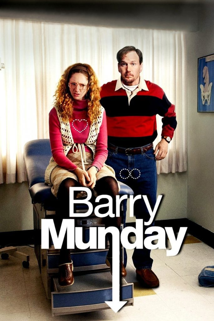 """Poster for the movie """"Barry Munday"""""""
