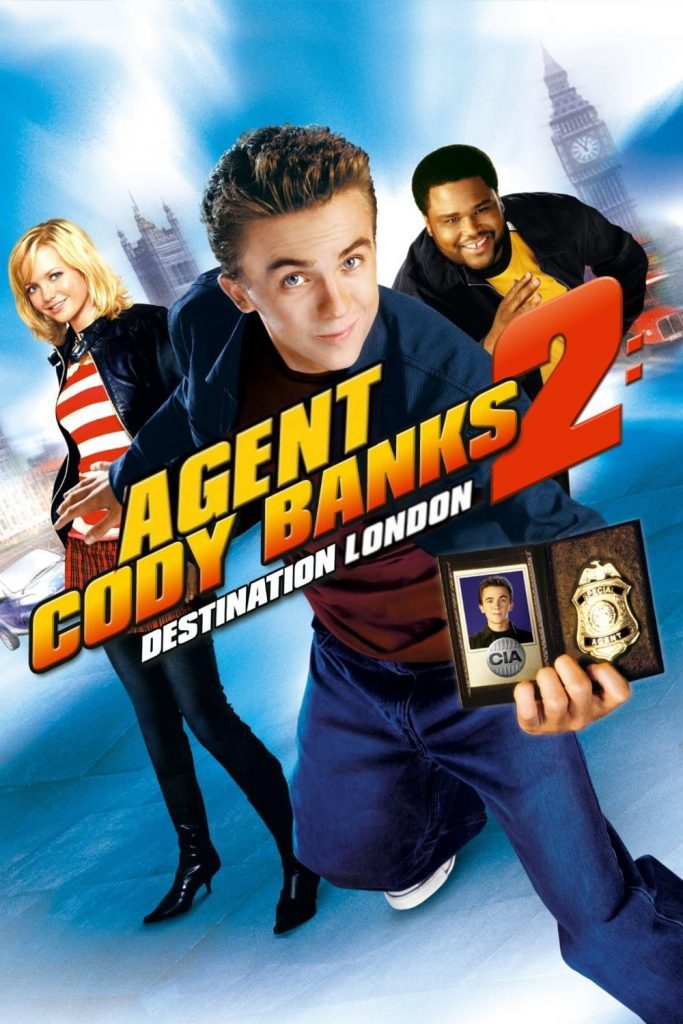 """Poster for the movie """"Agent Cody Banks 2: Destination London"""""""
