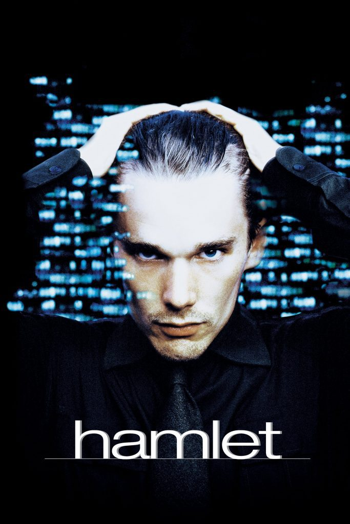 """Poster for the movie """"Hamlet"""""""