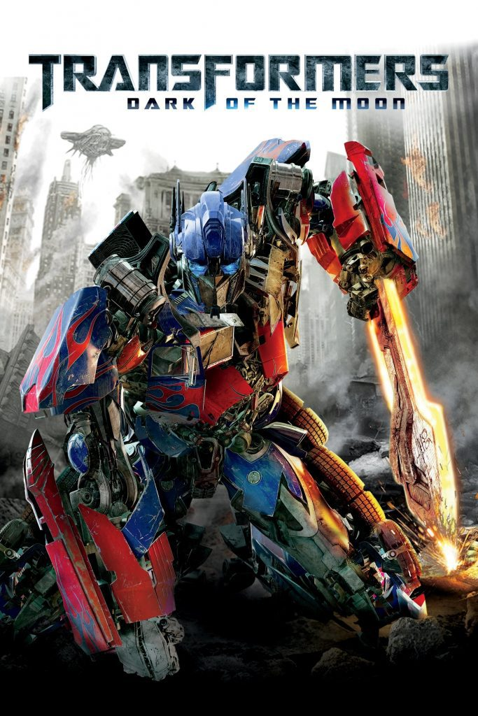 """Poster for the movie """"Transformers: Dark of the Moon"""""""