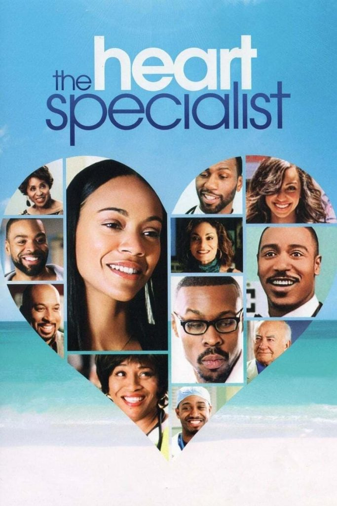 """Poster for the movie """"The Heart Specialist"""""""