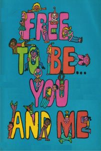 """Poster for the movie """"Free to Be… You and Me"""""""