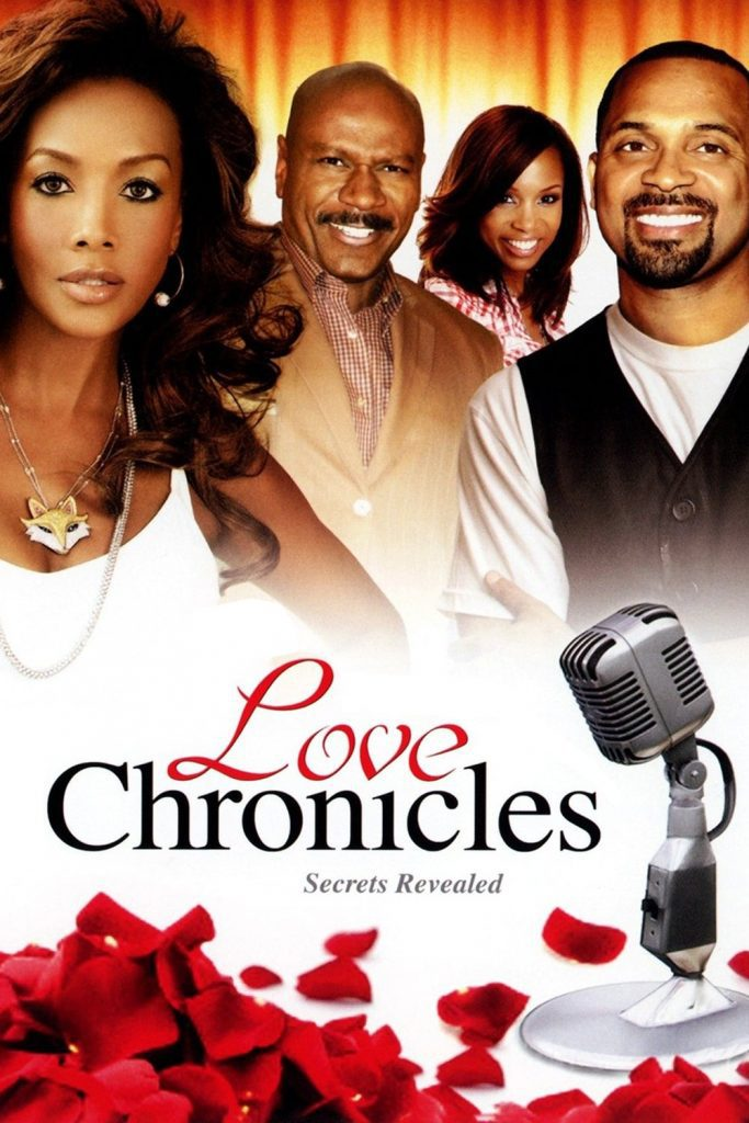 """Poster for the movie """"Love Chronicles: Secrets Revealed"""""""