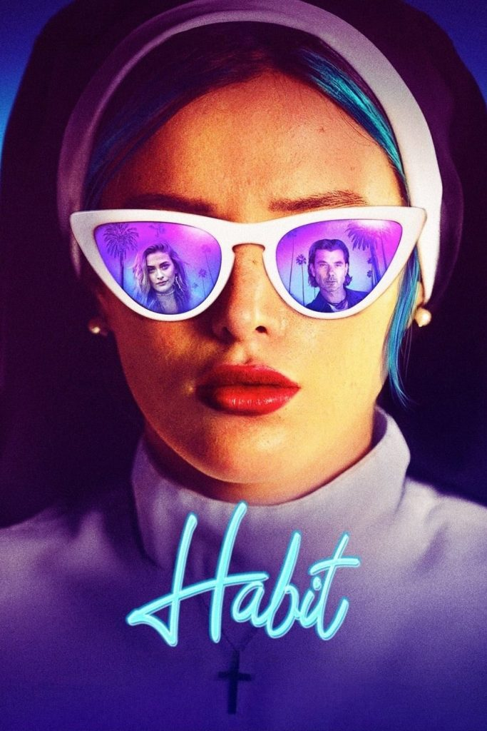 """Poster for the movie """"Habit"""""""