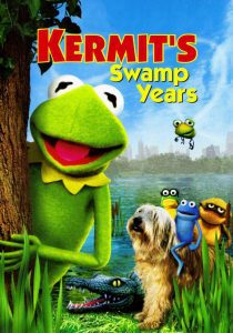"""Poster for the movie """"Kermit's Swamp Years"""""""