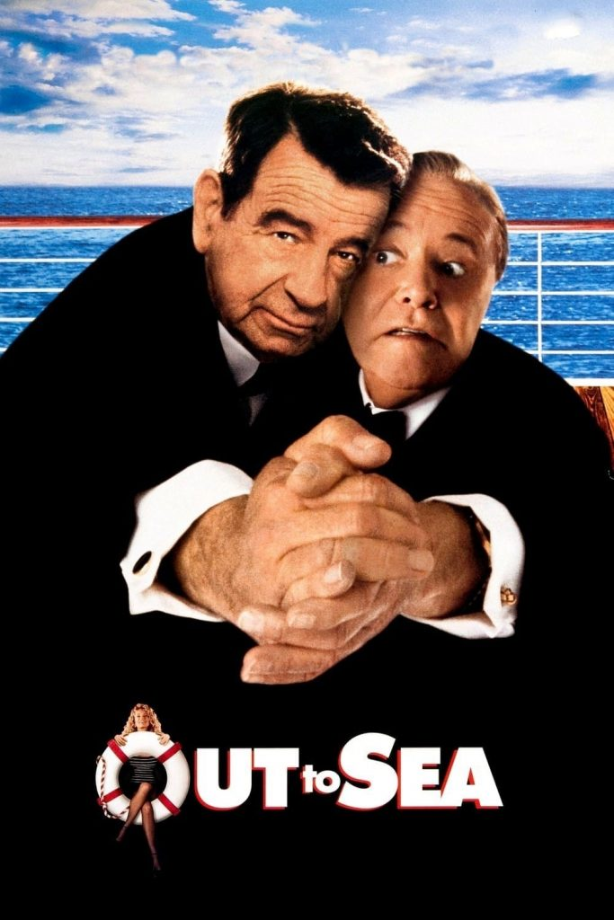 """Poster for the movie """"Out to Sea"""""""