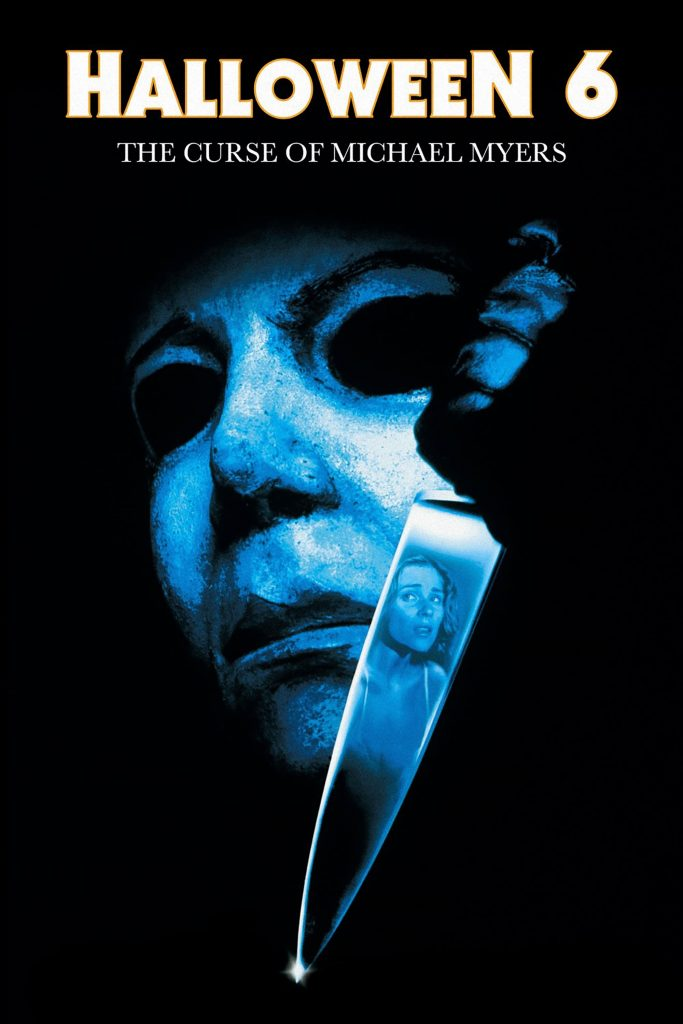 """Poster for the movie """"Halloween: The Curse of Michael Myers"""""""