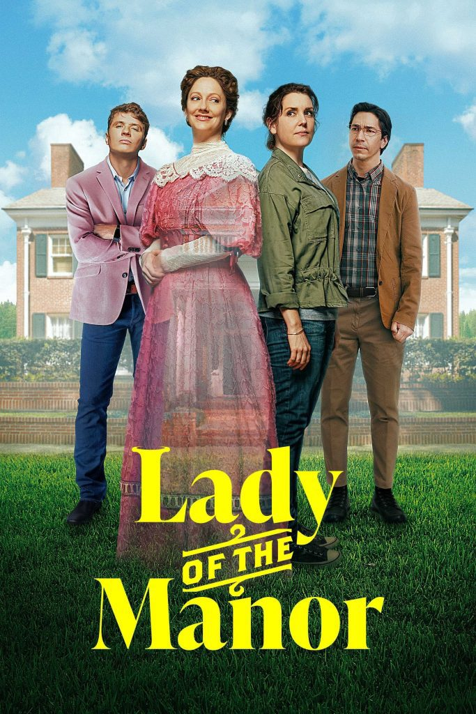 """Poster for the movie """"Lady of the Manor"""""""